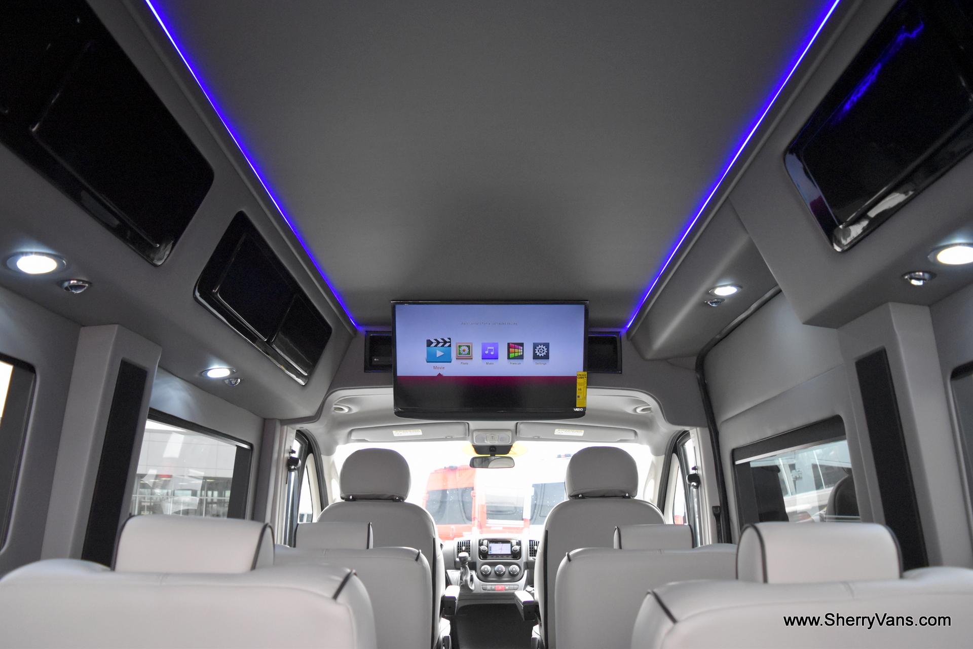 new custom vans for sale